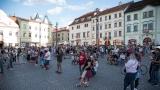 Poslední koncertní srpnová středa v Klatovech dostala změnu line upu (7 / 83)
