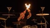 Kapela Seven - ostré natáčení detailů bicích (70 / 108)