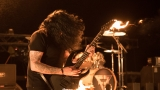 Kapela Seven - ostré natáčení první kytary (80 / 108)