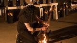 Kapela Seven - ostré natáčení první kytary (84 / 108)