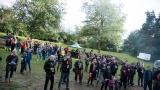 Přes nepříznivou předpověď počasí se multižánrový festival Vyvrhells pro děti uskutečnil, tahounem byla kapela E!E (53 / 345)