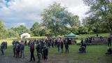 Přes nepříznivou předpověď počasí se multižánrový festival Vyvrhells pro děti uskutečnil, tahounem byla kapela E!E (58 / 345)