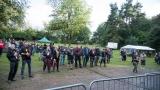 Přes nepříznivou předpověď počasí se multižánrový festival Vyvrhells pro děti uskutečnil, tahounem byla kapela E!E (74 / 345)