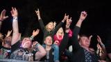 Koncert karvinské Dogy byla jedna z posledních letošních open air akcí pod hrademVlčtejn (99 / 107)