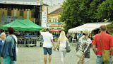 Iné Kafe, Zoči Voči na Slováckém létě a uherskohradišťské náměstí praskalo ve švech (1 / 55)