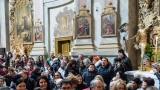 Adventní koncert Lucie Bílé v kostele v Obořišti (1 / 27)