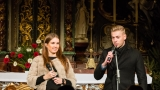 Adventní koncert Lucie Bílé v kostele v Obořišti (4 / 27)