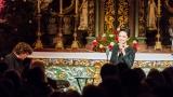 Adventní koncert Lucie Bílé v kostele v Obořišti (12 / 27)