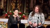 Adventní koncert Lucie Bílé v kostele v Obořišti (17 / 27)