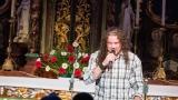 Adventní koncert Lucie Bílé v kostele v Obořišti (23 / 27)