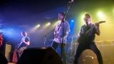 Hardcorový večer v Rock café přitáhl spoustu fanoušků. (21 / 89)