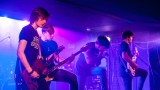 Hardcorový večer v Rock café přitáhl spoustu fanoušků. (41 / 89)