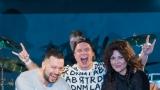 Na křest desky nového hudebního projektu bubeníka Tokhiho dorazila celá řada známých tváří v čele s Ilonou Csákovou, Miro Šmajdou a Michalem Kavalčíkem (6 / 39)