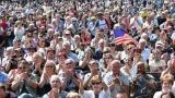 Rozezpívaná sobota na Slavnostech svobody  2018 v Plzni (22 / 148)