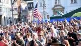 Rozezpívaná sobota na Slavnostech svobody  2018 v Plzni (81 / 148)