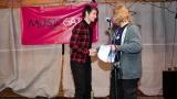 Předávání pamětního listu členovi kapely Rocksana (241 / 245)