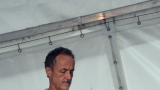 Šli jsme se napít a ještě jedno kafe dali s Robertem Křesťanem a Druhou trávou na Dobříši (8 / 34)