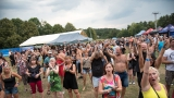 Pravý břeh Úslavy obsadili ve Šťáhlavech rockeři z širokého okolí (101 / 241)