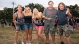 Pravý břeh Úslavy obsadili ve Šťáhlavech rockeři z širokého okolí (133 / 241)