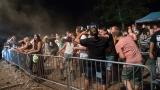 Farák Fest jen stěží odolával náporu hostů u zábran (279 / 290)