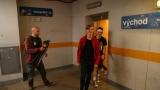 natáčení na vlakovém nádraží (31 / 76)