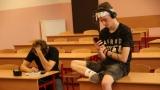 natáčení ve třídě gymnázia (48 / 76)