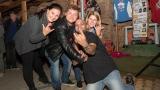 Jak nejlépe ukončit sezónu open air festivalů? Samozřejmě rockovou tancovačkou. (57 / 60)