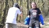 Natáčení videoklipu Sportovec (4 / 20)