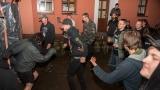 Na 2. ročníku Cider Punk Festu zahrál německý Stagewar (134 / 137)
