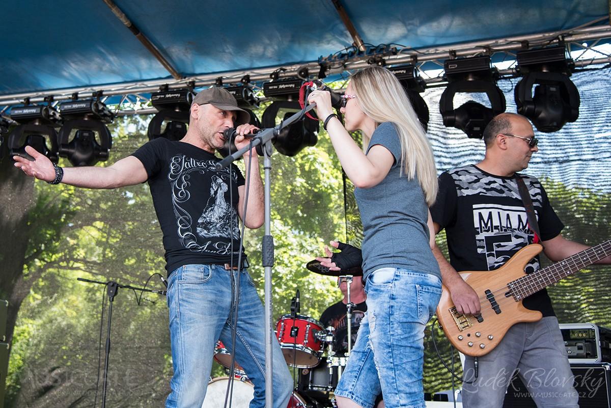 Kapela Weget rock