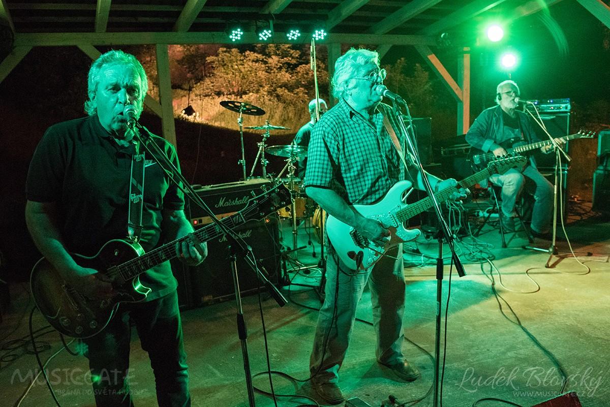 Kapela Odyssea rock