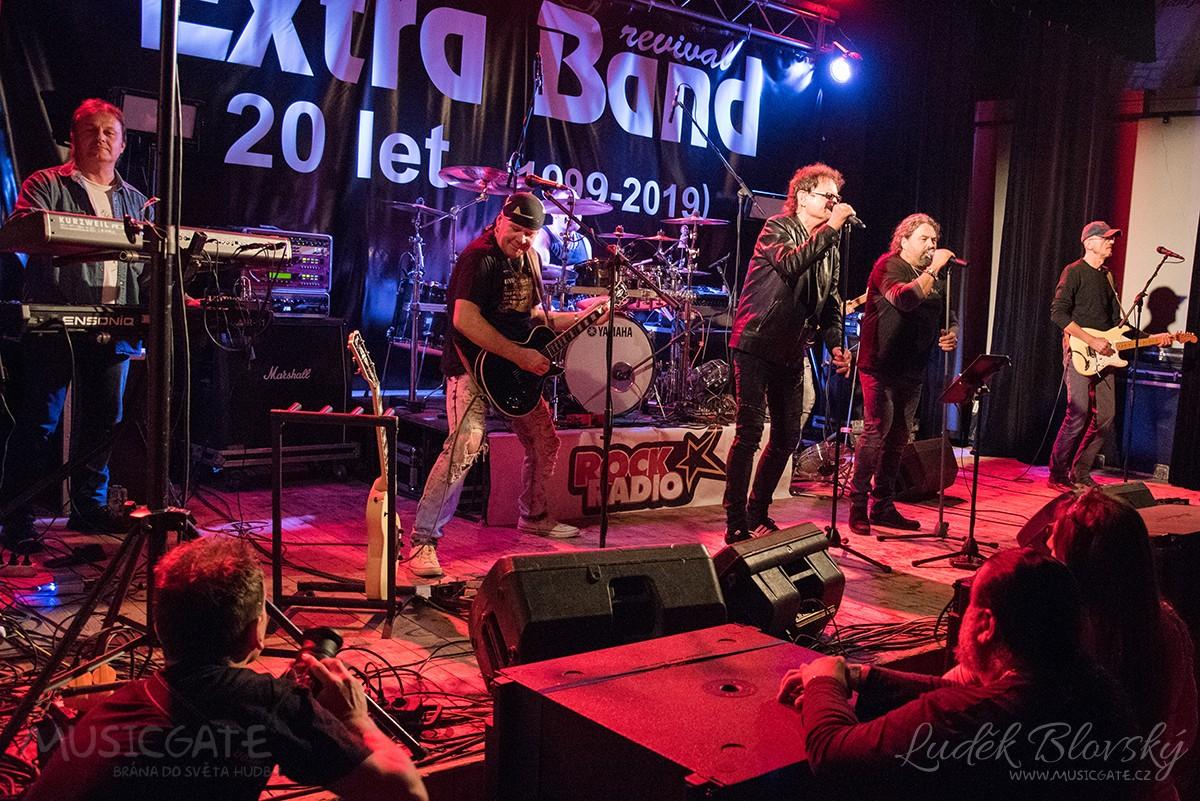 Kapela Extra Band revival