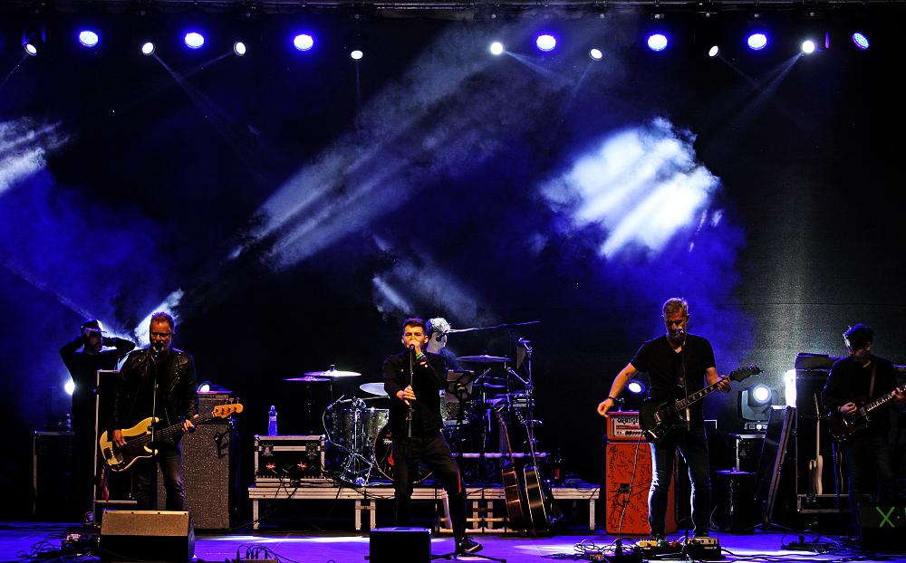 Výroční koncert skupiny HEX v Bratislavě je …