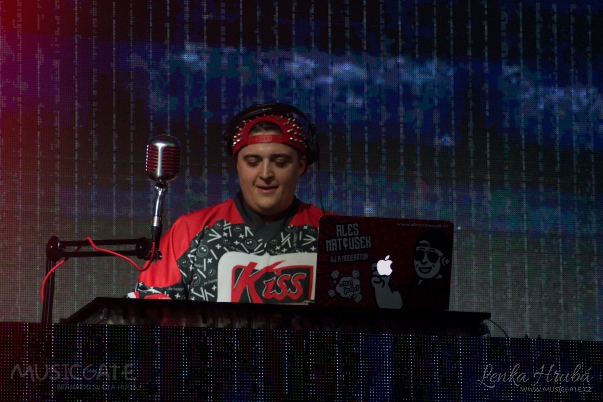 DJ Aleš Matoušek
