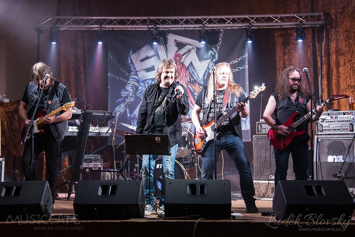 Kapela Sifon s Václavem Šelmátem a hostem