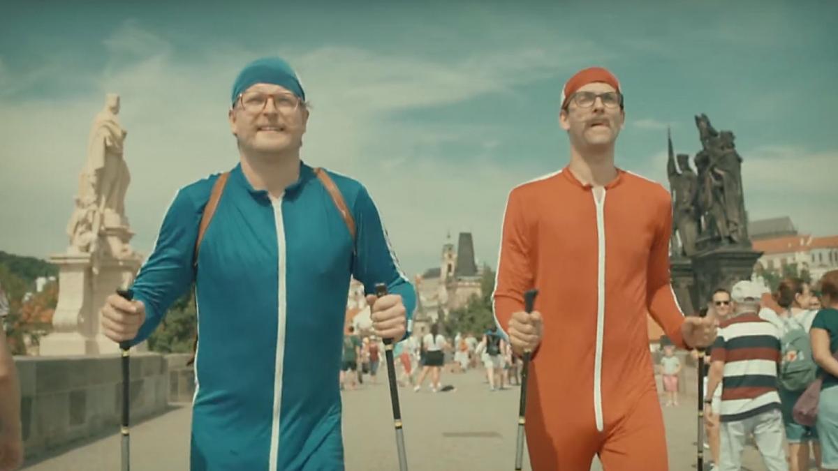 Kapela Gingerhead - náhled videoklip