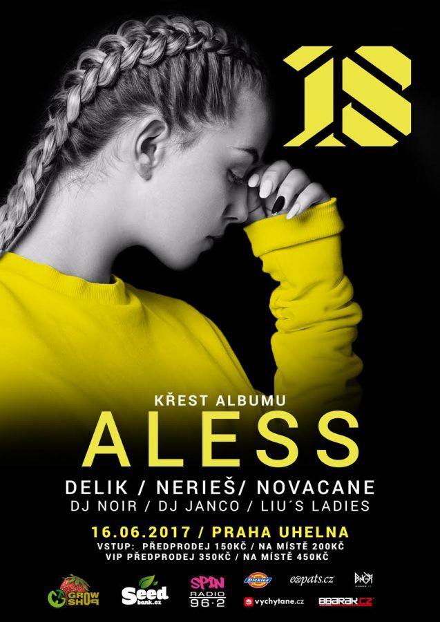 Speváčka araperka Aless vydáva skladbu …