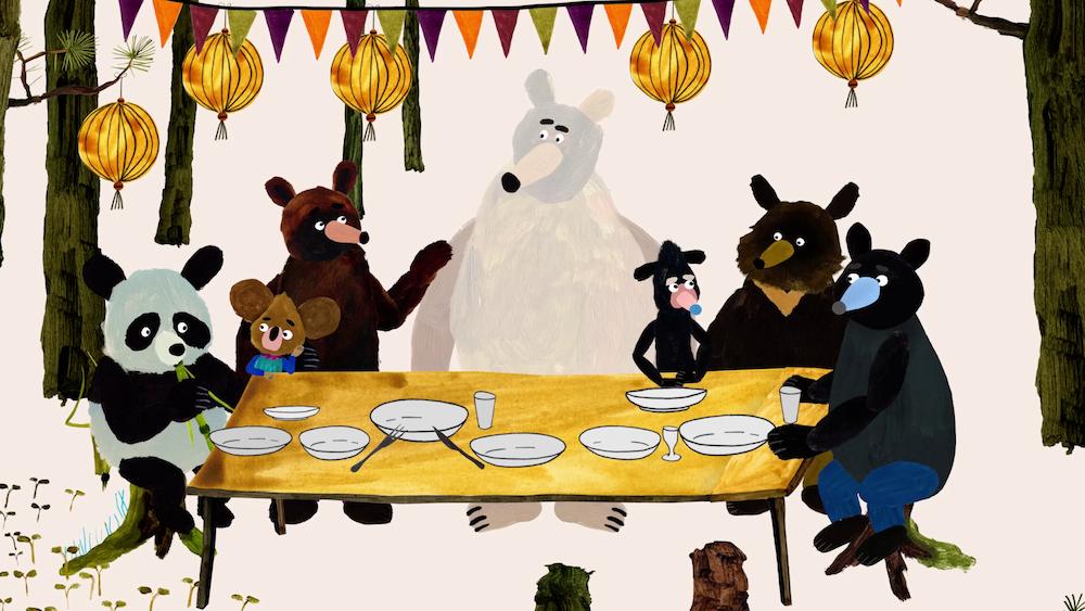 """""""Když se sejdou medvědi u jednoho …"""