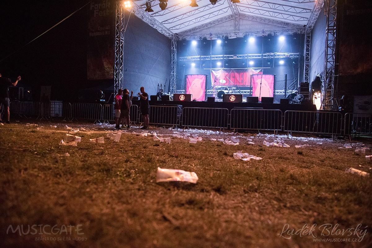 Farák Fest 2020 se stal minulostí