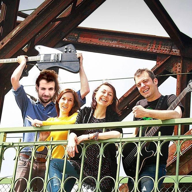 Svižný pop rock je náplní repertoáru pražské …