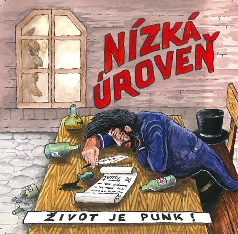Album Život je punk