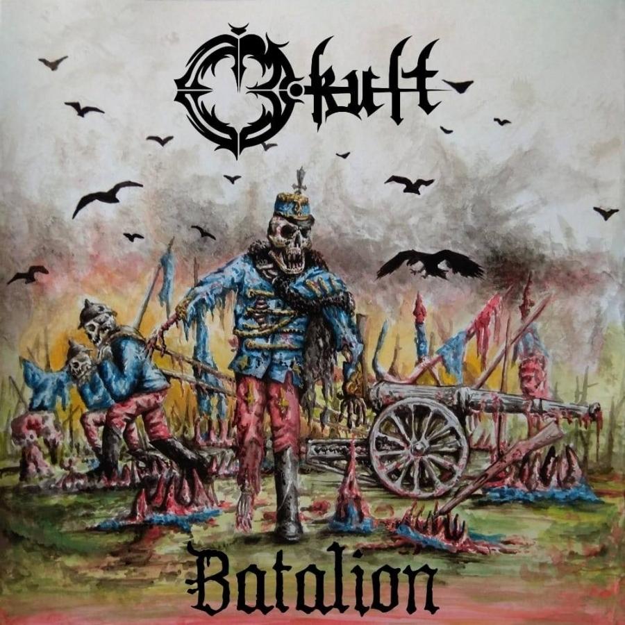 Okult-Black- Thrash- Death Metal