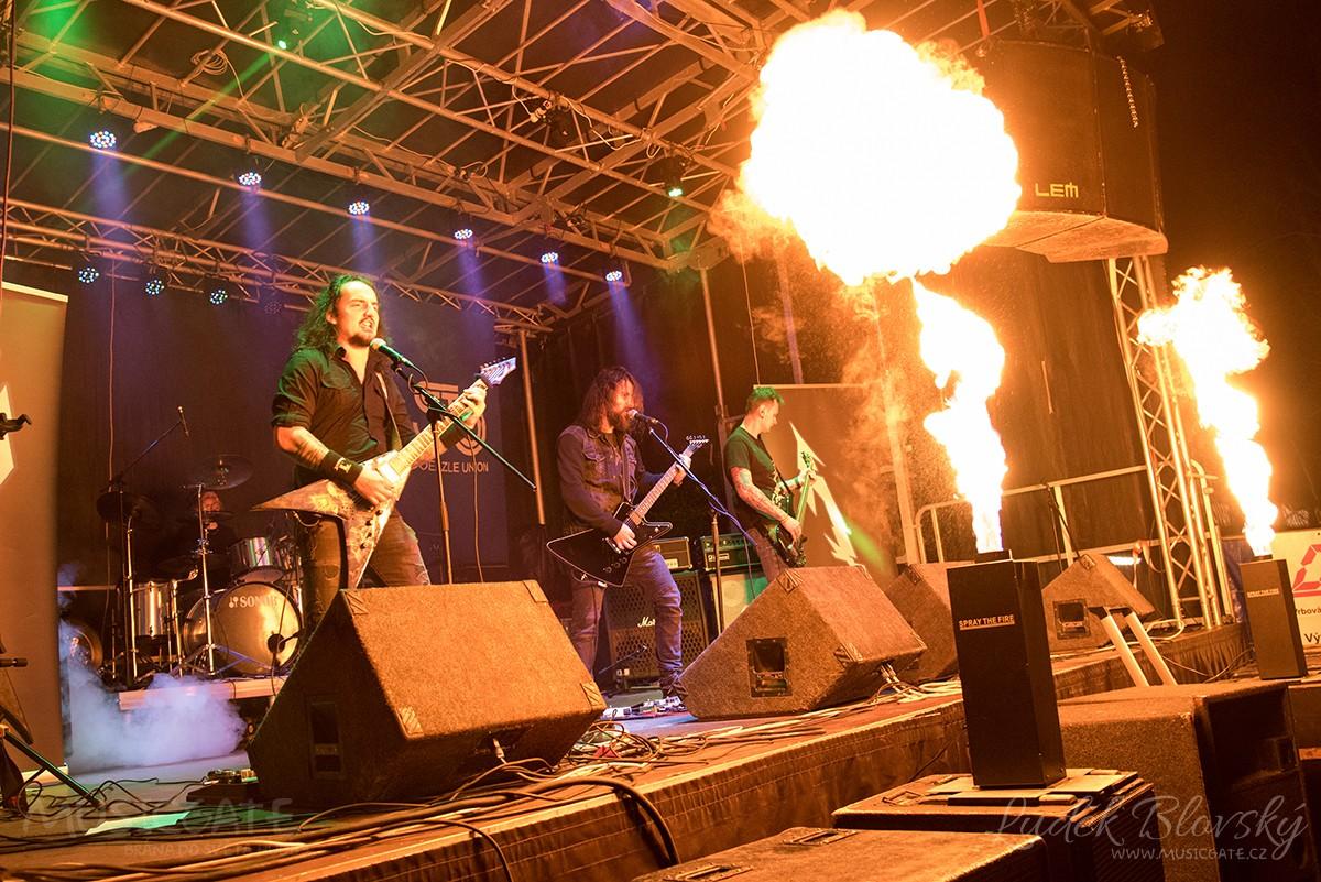 Kapela Metallica Czech Tribute Band