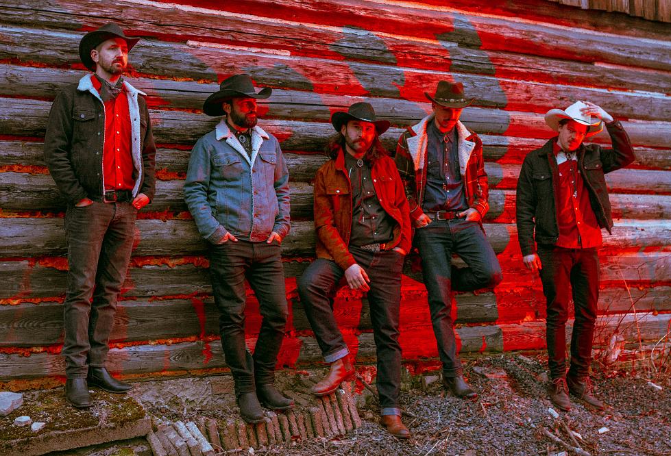 Frankie & The Deadbeats natáčeli videoklip …