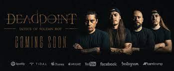 Historie a současnost kapely Deadpoint byl …