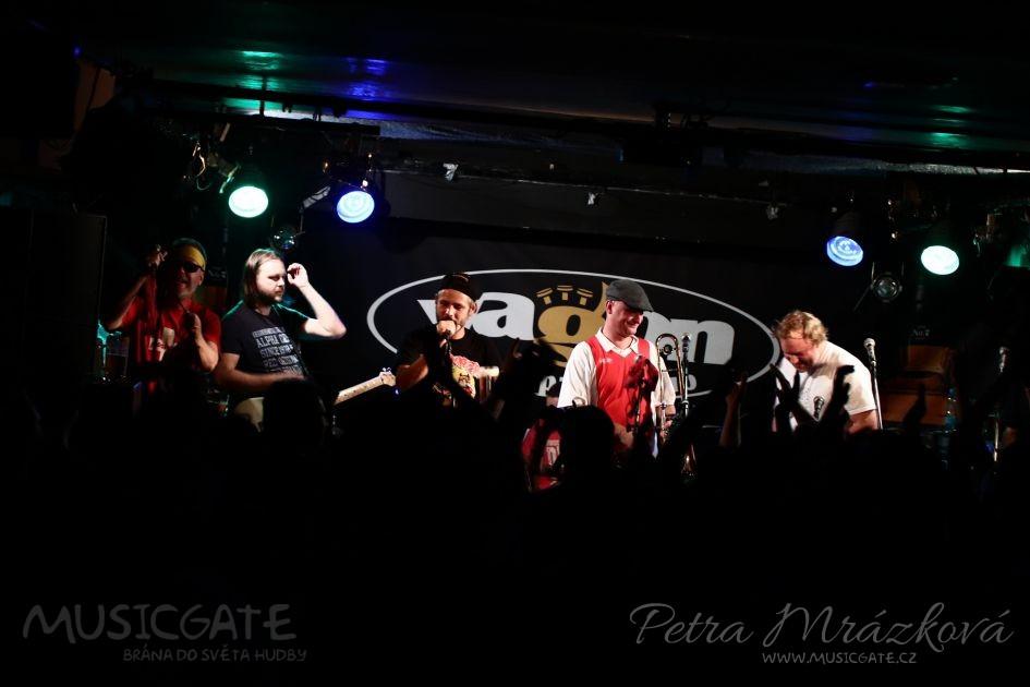 GangstaSKA na české hudební scéně působí sice …