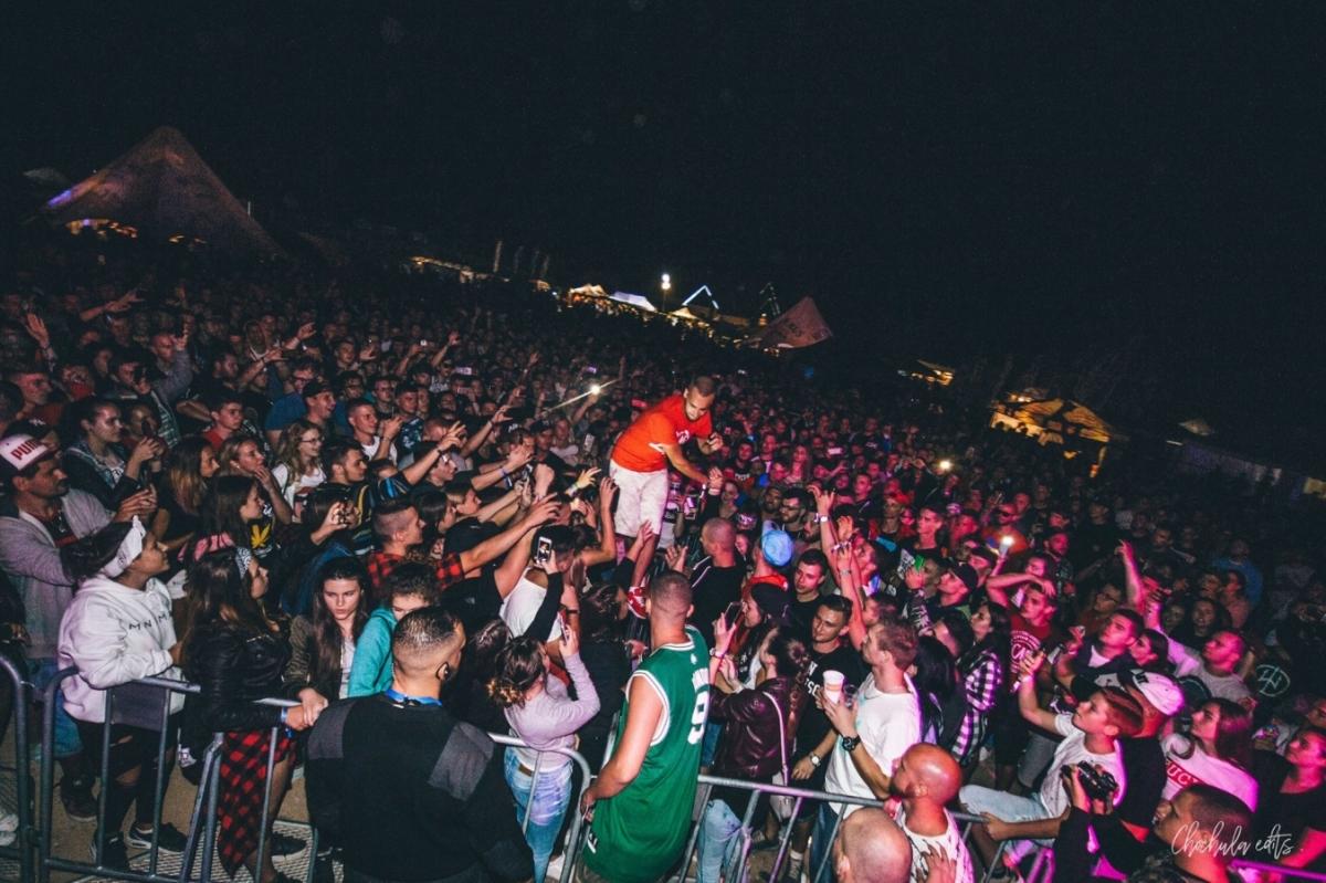 Hip-Hop Žije 2018 Bratislava …