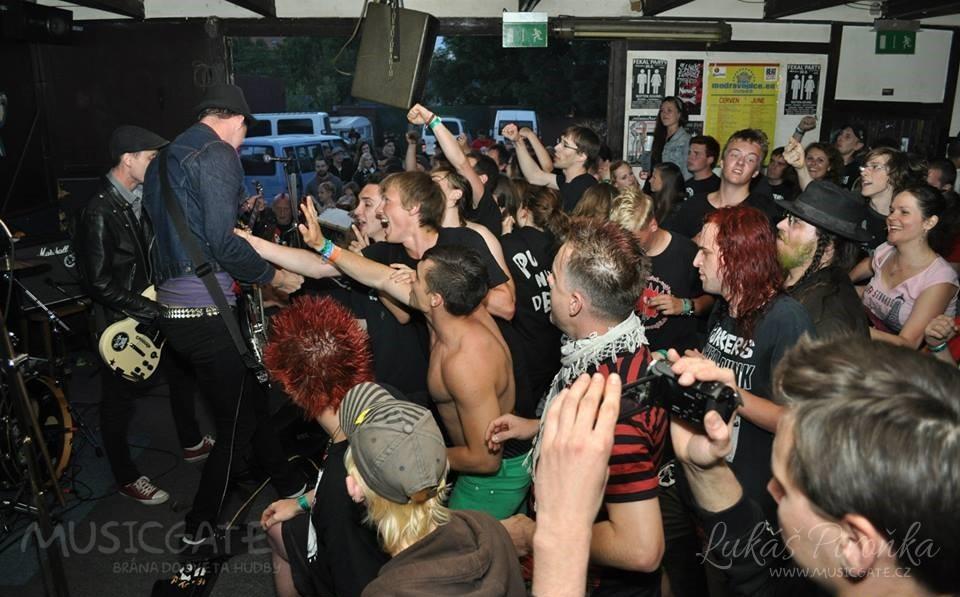Boby Floutek zkapely Punk Floid letos, …