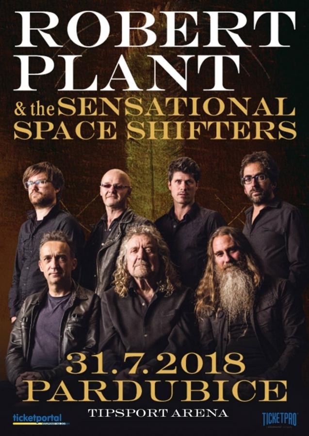 Robert Plant natočil své první komerční …