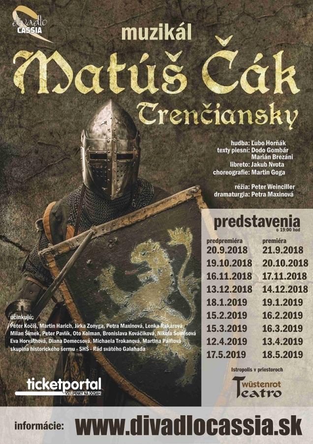 Bratislava zažije českou muzikálovou hvězdu …